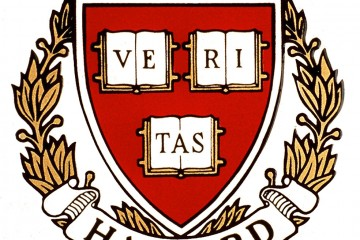 12061, #8,  Seal of Harvard University, VERITAS