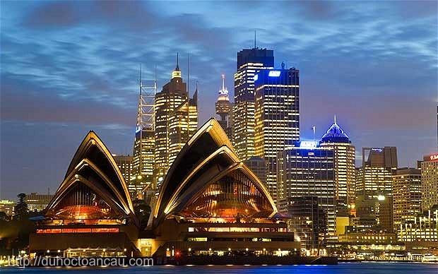Du học Úc: Lập kế hoạch và lựa chọn ngành học phù hợp