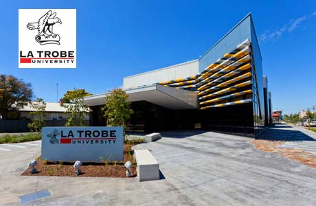 latrobe university sydney campus