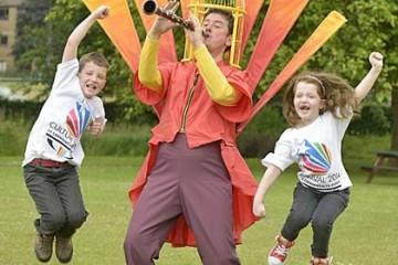 Glasgow 2014/ launch Cultural Programme