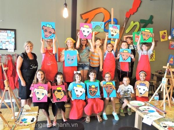 artists-at-the-summer-camp