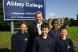 Gặp gỡ đại diện trường Nội trú Abbey in London