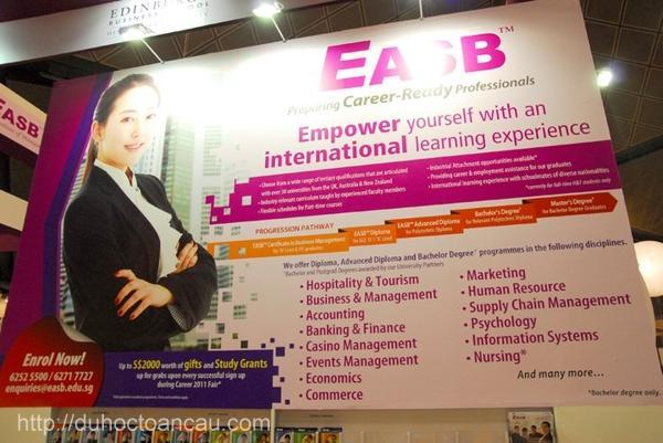 EASB career