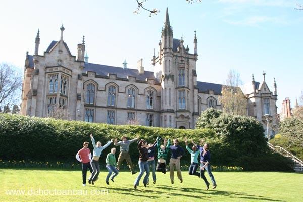 Sinh viên tốt nghiệp Cao dẳng có thể đi du học tiếp ở Anh