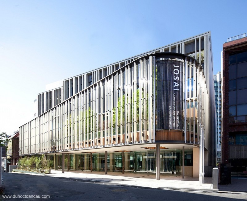 Du học Nhật Bản tại trường Đại học Josai, đào tạo đa dạng các chuyên ngành.