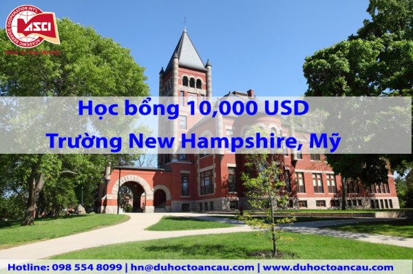 du-hoc-my-tai-New Hampshire