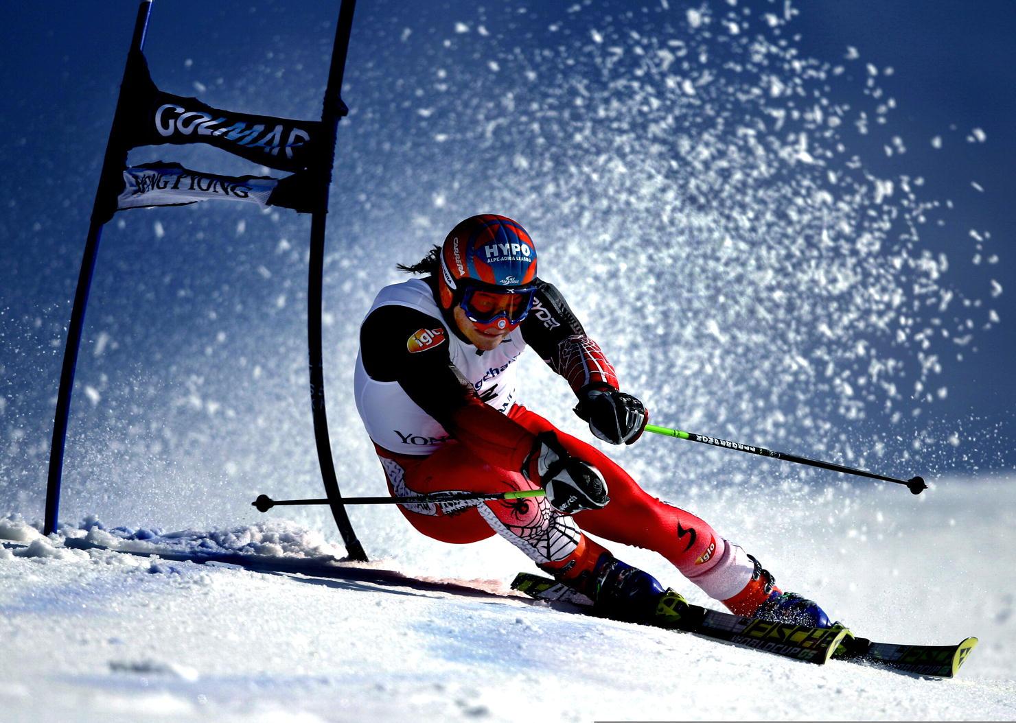 Kết quả hình ảnh cho trượt tuyết