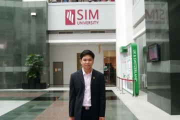 ASCI thăm SIM Singapore