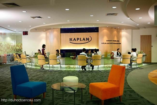 Khu học xá Kaplan Singapore