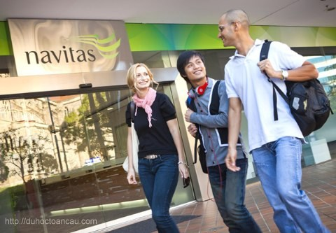Tập đoàn giáo dục Navitas, Úc