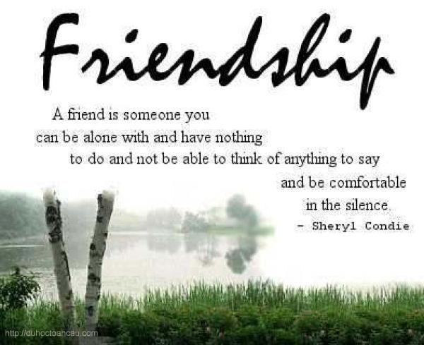 Học tiếng Anh qua những câu nói hay về tình bạn, tình yêu