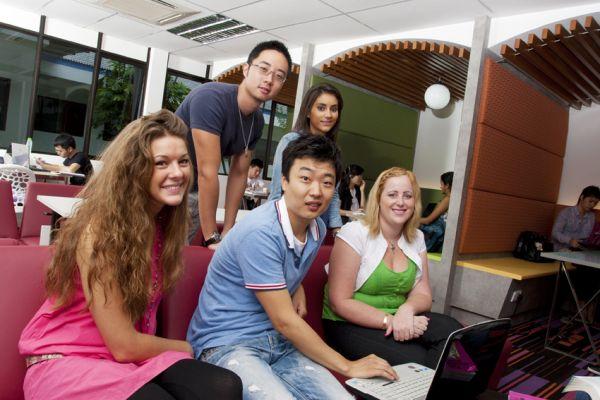 JCU Singapore   Đại học JCU   James Cook Singapore