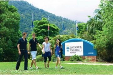 Trường đại học James Cook (JCU), Úc