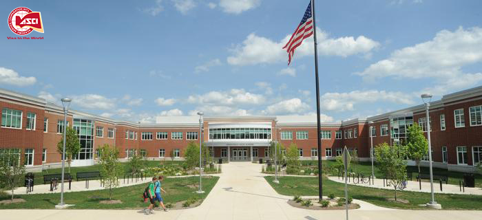 American-public-high-school