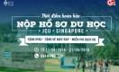 Thời điểm hoàn hảo nộp hồ sơ du học Đại học JCU, Singapore