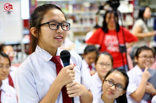 Du học sinh trung học phổ thông tại Singapore