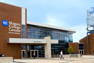 Du học Canada trường cao đẳng Niagara College
