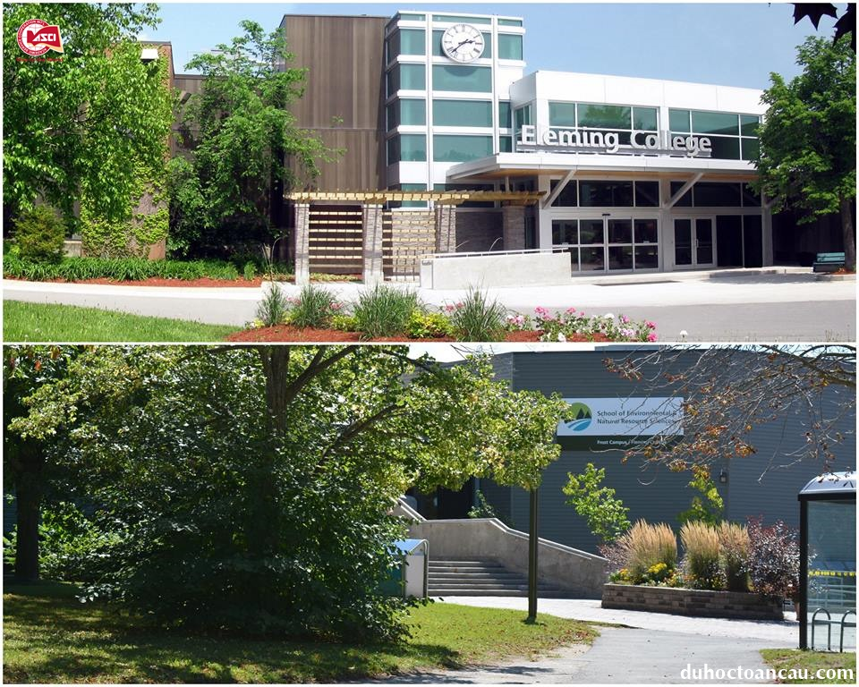 Trường Fleming College, Canada