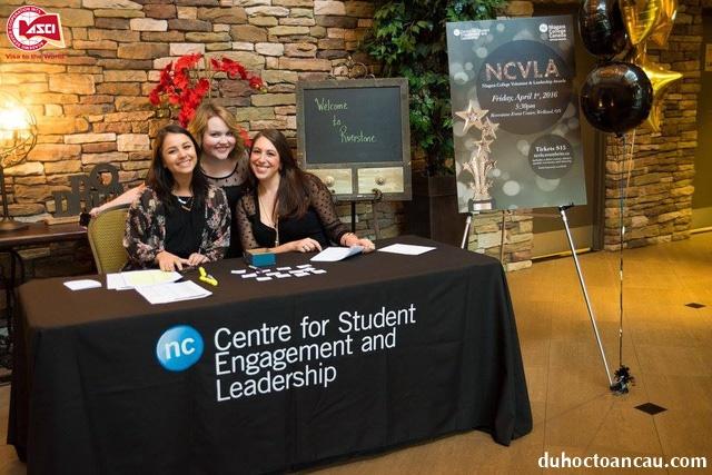 Hội thảo do sinh viên trường Niagara tổ chức