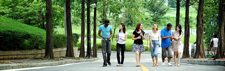 Du học sinh Hàn Quốc tại trường Chonbuk