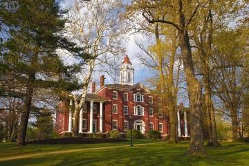 Ngôi trường với 200 năm lịch sử phát triển -Allegheny College