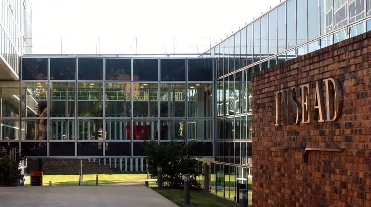 Du học MBA tại Pháp Insead