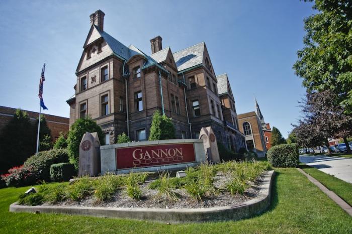 Quang cảnh Đại học Gannon