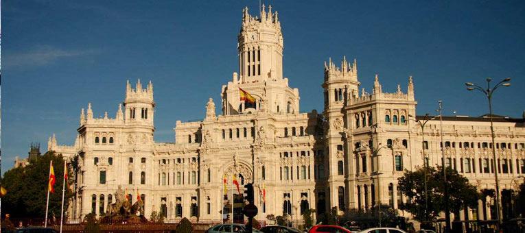 Du học Tây Ban Nha Đại học Madrid