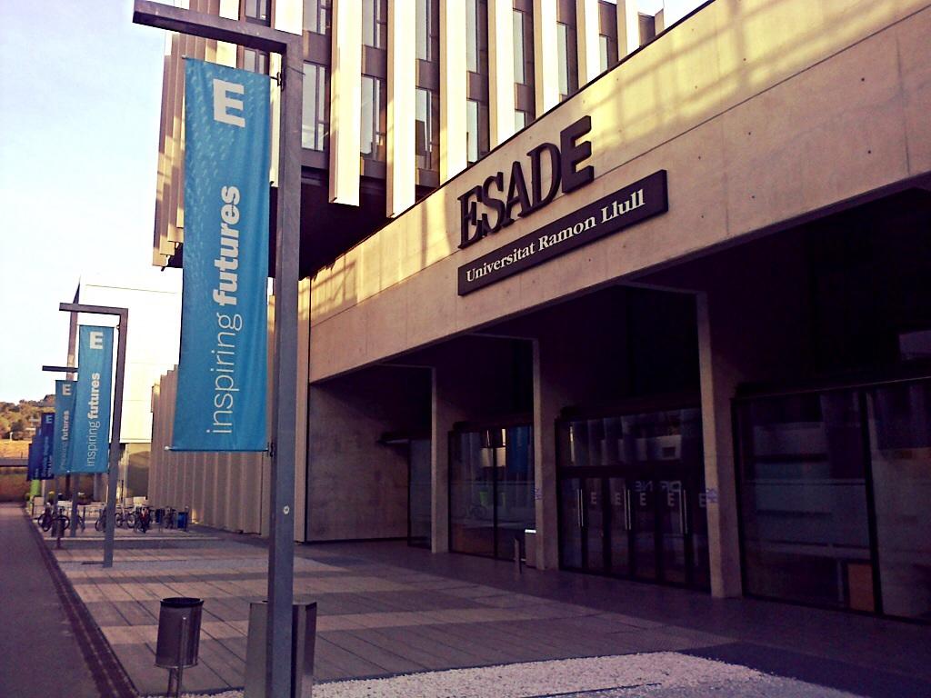 Chương trình MBA tại đại học ESADE
