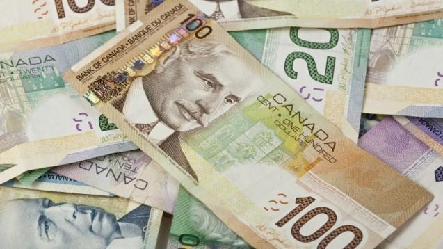 Canada dollar CAD