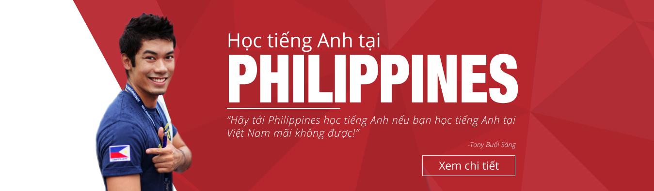 khóa du học tiếng anh tại Philippines