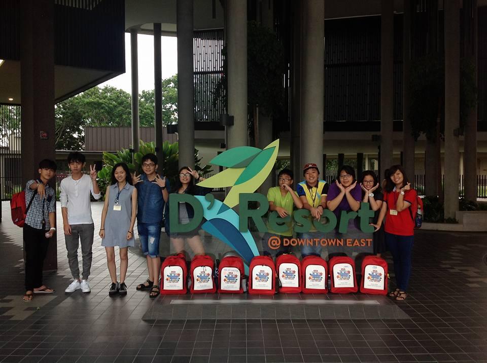 Study tour tai Singapore 5