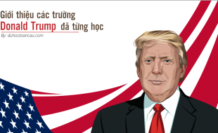 Tổng thống Donald Trump đã học đại học nào?