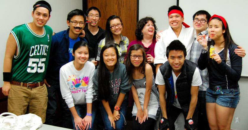 Du học sinh Việt Nam tại Đại Học Texas A&T - Hoa Kỳ