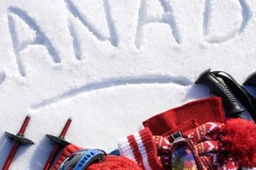 trượt tuyết ở Canada