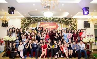 Thư cám ơn từ Ban tổ chức dạ tiệc Happy Together