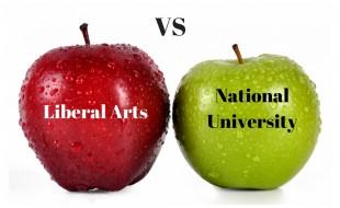 Sự khác nhau giữa Đại học Khai phóng và Đại học Quốc gia