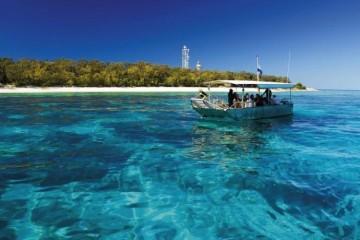 Fraser Island là một trong những điểm đến tuyệt vời của chuyến đi