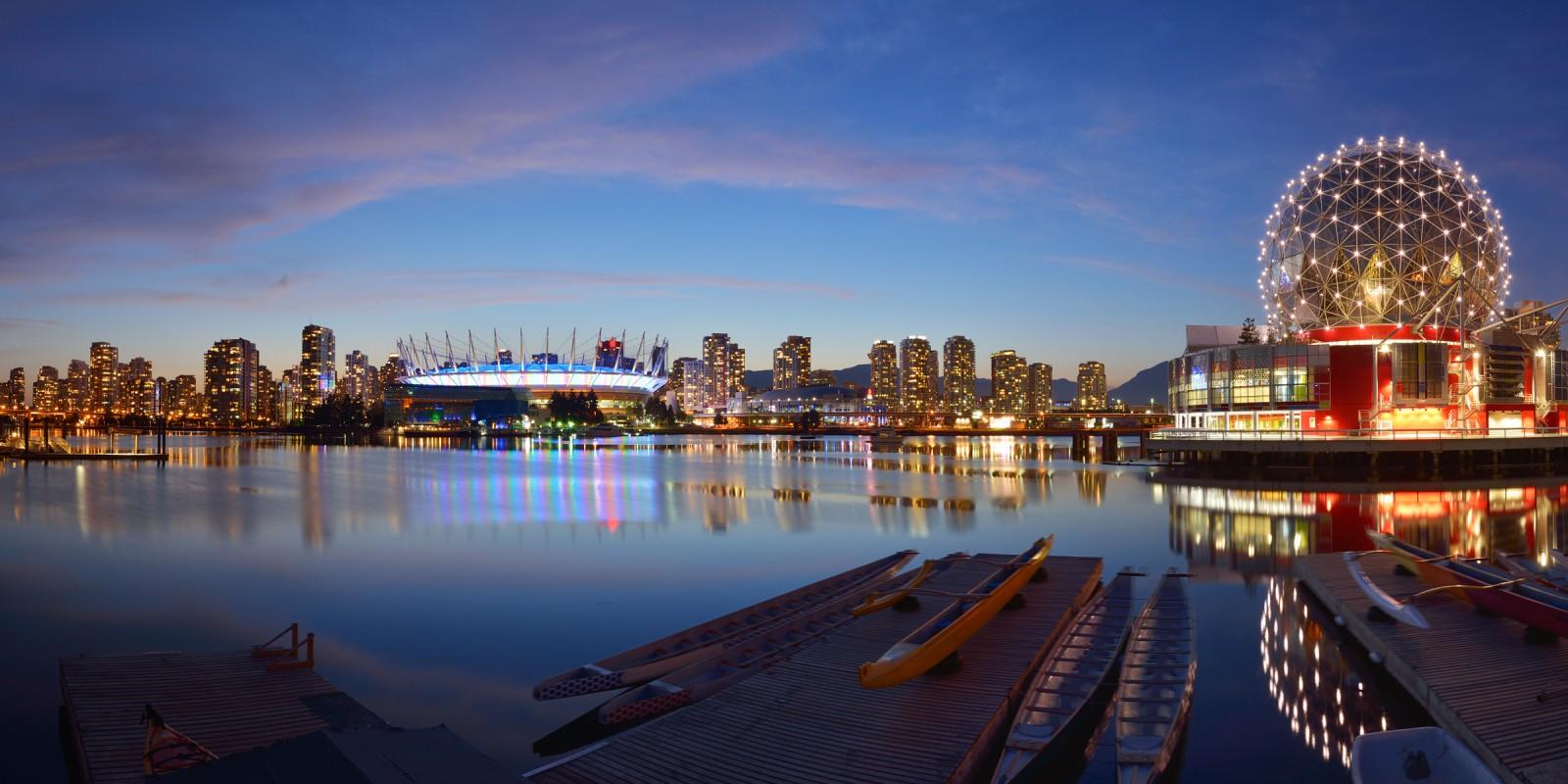 Vancouver hiện là điểm đến du học hè yêu thích của nhiều sinh viên quốc tế
