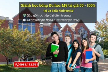 Hoc bong La Salle University
