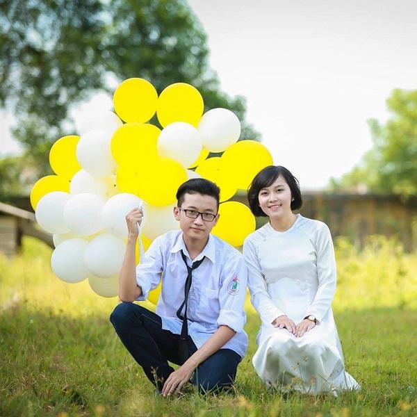 Nguyễn Thị Hà Giang (bên phải), cô gái dám mơ, dám làm và biến giấc mơ đến Mỹ thành sự thực