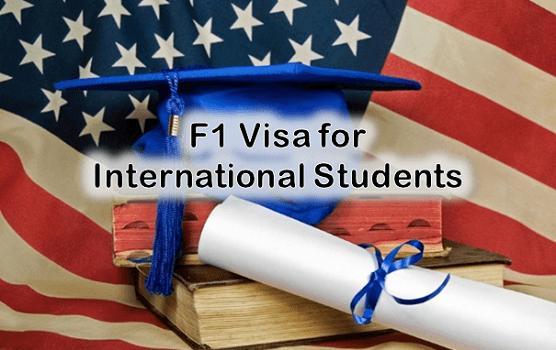 du hoc My visa f1