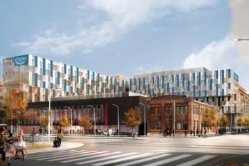 George Brown College selects Campus Living Centres