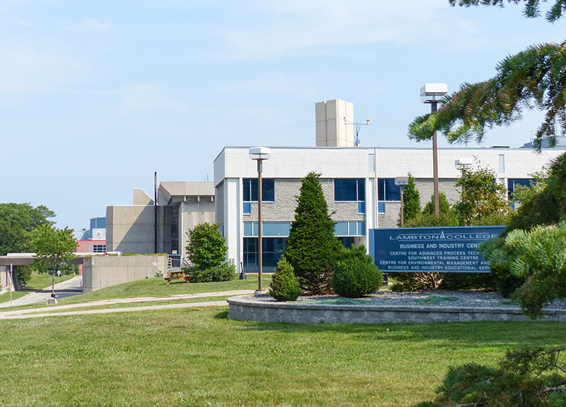Lambton College of Applied Arts and Technology 1