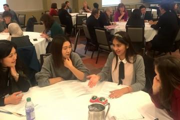 Buổi tọa đàm về du học tại Canada đã thu hút sự tham dự của nhiều du học sinh