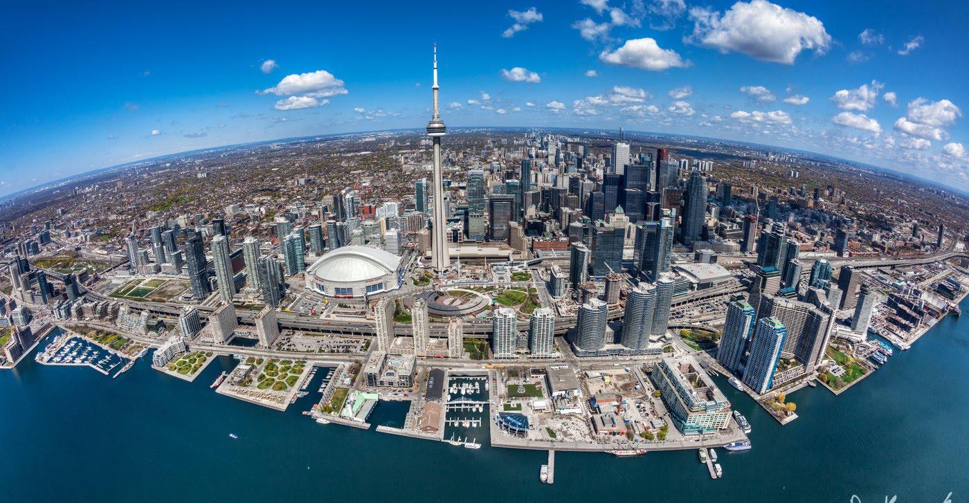 Toronto là thành phố đa văn hóa yêu thích của nhiều du khách quốc tế