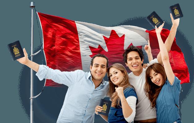 Nhờ chính sách rộng mở về du học - làm việc - định cư, Canada hiện là chân trời mơ ước với nhiều sinh viên quốc tế