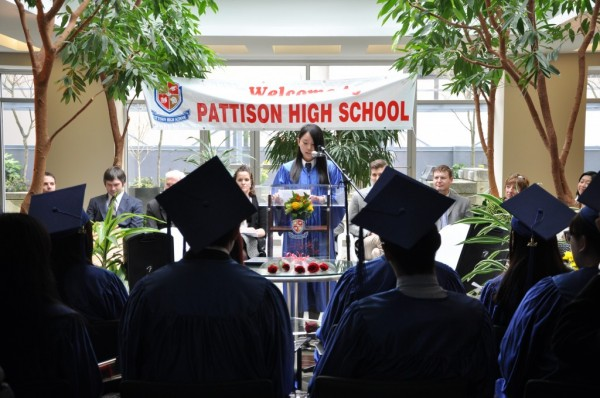 Pattison High School 2
