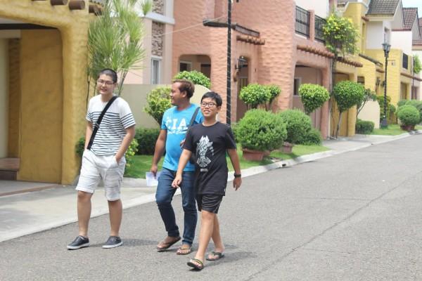 Khu Resort Crown Regency với các căn hộ villa đầy đủ tiện nghi