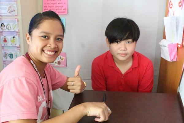 Lớp học 1:1 là ưu thế của chương trình du học hè tại Philippines